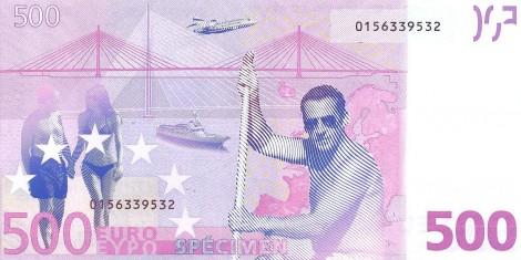 Hausse Du Nombre De Faux Billets Euros