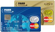 carte PASS Carrefour MasterCard