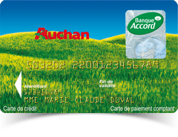 carte auchan banque accord Carte Auchan Banque Accord